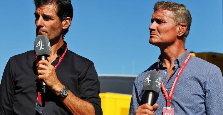 Crash doet Coulthard denken aan Schumacher: Deed precies hetzelfde