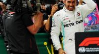 """Image: Hamilton disagreed with Mercedes pitstop call: """"Why take the risk?"""""""