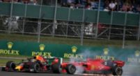 Image: Vettel explains Verstappen crash
