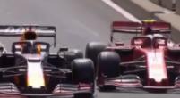 Afbeelding: Pitstraatactie op Silverstone: Max Verstappen versus Charles Leclerc!