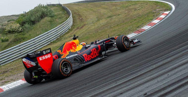 Circuit Zandvoort bochtigste baan op de kalender in 2020