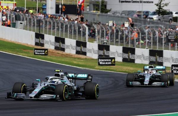 Hamilton on fight with Bottas If I were racing a Ferrari, you take more risks