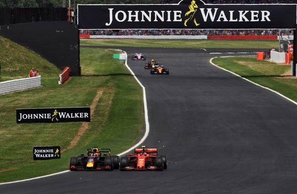 """Lammers over GP Groot-Brittannië: """"Dit is echt racen"""""""