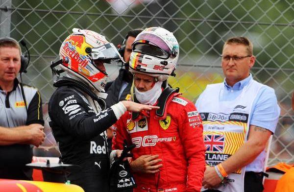 Lammers neemt het op voor Vettel: Vechten in de middenmoot is veel moeilijker