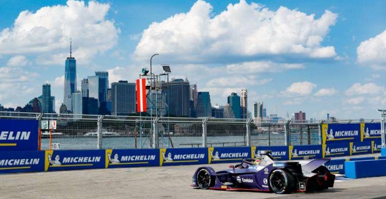 Frijns wint laatste Formule E race van het seizoen. Vergne opnieuw kampioen