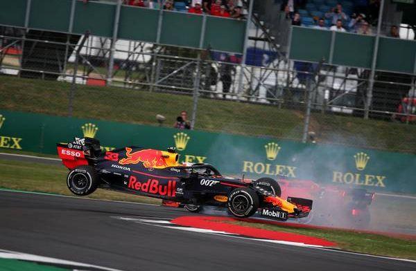 Van de Grint: Vettel had moeten weten dat hij met Verstappen te maken had