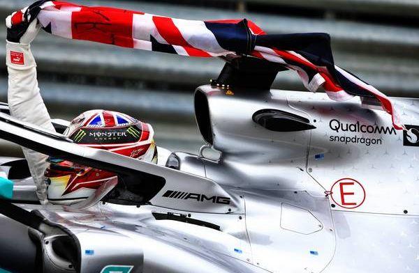 Van De Grint:'Schumacher, Hamilton en Verstappen volgen niet als een mak lammetje'
