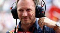 """Afbeelding: De ogen van Horner glimmen: """"We zijn op een powertrack sneller dan Ferrari!"""""""