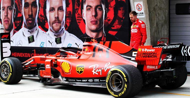 Brundle vraagt zich hardop af: Is Sebastian Vettel zijn 'touch' kwijt?