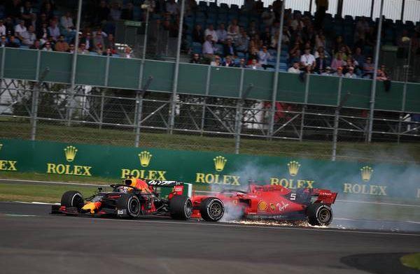 'Gelukkig heeft Ferrari de test gedaan, want Vettel faalt op dit moment'