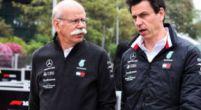 Afbeelding: Waarom ging Wolff zo lang op de koffie bij Red Bull in Oostenrijk…?
