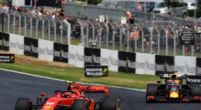 Image: Ferrari pace 'was not good enough' during British GP