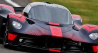 Afbeelding: Aston Martin Valkyrie-test was 'een middelvinger richting de critici'