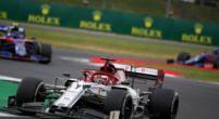 """Afbeelding: Kimi blijft Kimi na puntenfinish: """"Ik vond het geen goed weekend"""""""