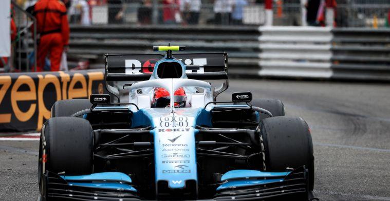 Kubica: Herstructurering van Williams kost gewoon wat tijd