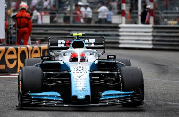 Claire Williams rules out replacing Robert Kubica