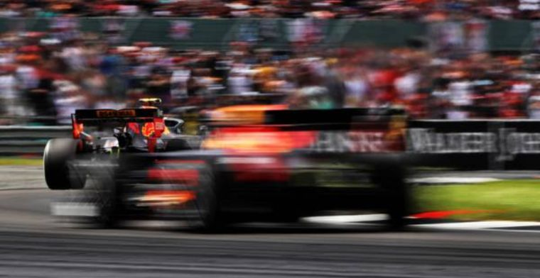 Verstappen had big problem at British Grand Prix