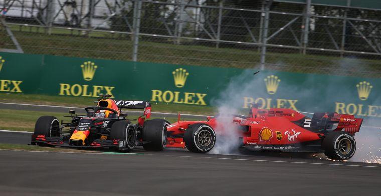 'Vettel moet beter op zijn team leren vertrouwen'