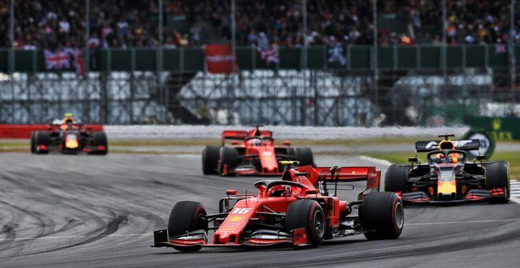 Het is nog niet klaar volgens Hakkinen: Meer strijd tussen Red Bull en Ferrari