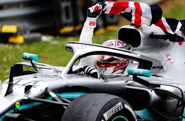 Hamilton: Waving flag in home country 'greatest single moment'