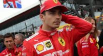 Image: Leclerc: 'I just raced harder than normal'