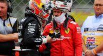 """Afbeelding: Vettel na crash: """"Verontschuldiging is belangrijker dan tijdstraf"""""""
