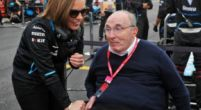 Image: Rewatch: Lewis Hamilton takes Frank Williams for a spin around Silverstone