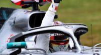 Afbeelding: Hamilton nam een risico met de snelste raceronde op oude banden