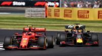 Image: A spectacular battle in six minutes: Watch Verstappen & Leclerc race in Britain