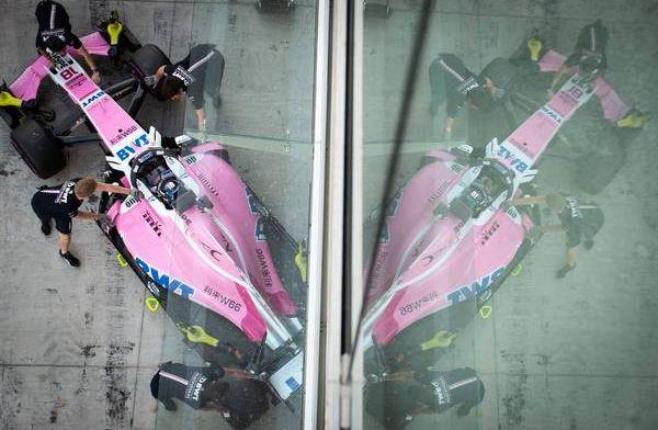 Overname Force India krijgt staartje... hoogste bieder klaagt tussenpartij aan