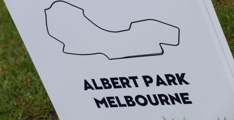 Contractverlenging voor Melbourne, nog minstens zes jaar Formule 1