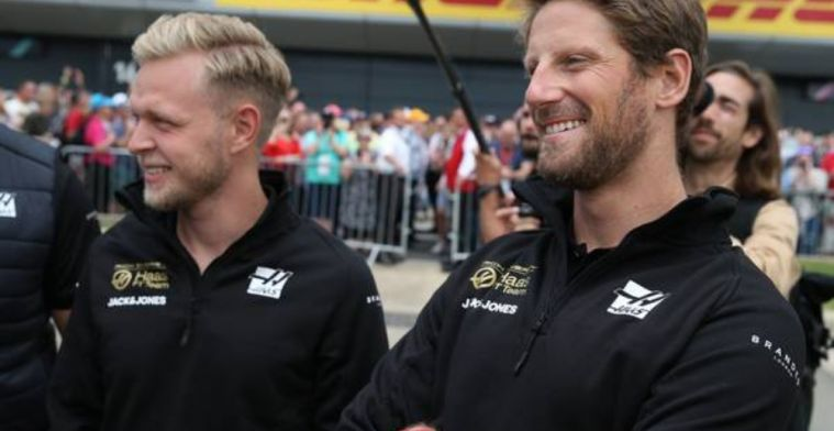 Haas set to fire one of their drivers!
