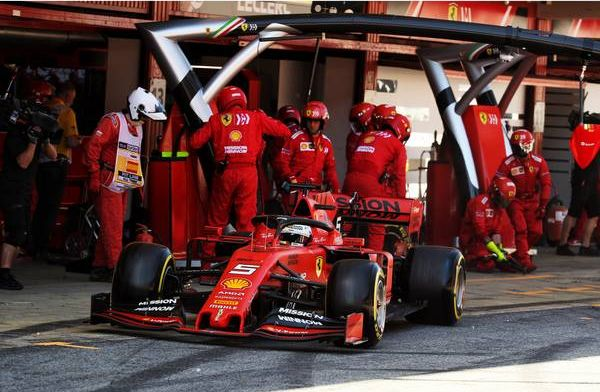 Former Ferrari engineer: Vettel is an overrated driver
