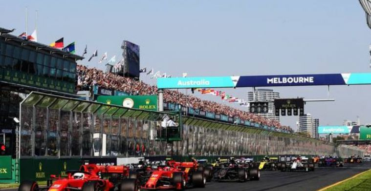 BREAKING: Melbourne extends F1 contract! | GPblog