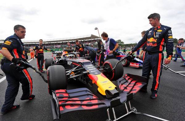 Red Bull encouraged by matching Ferrari pace at Silverstone