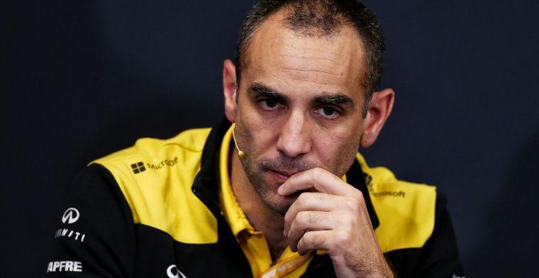 """Cyril Abiteboul: """"Tevreden met twee top-tien finishes, maar er zat meer in"""""""