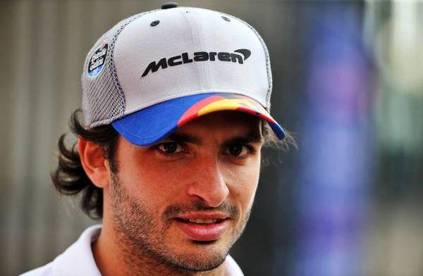 """Carlos Sainz over safety car: """"Ik werd hoe dan ook zesde"""""""