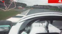 Afbeelding: KIJKEN De pijlsnelle 'fastest lap' op hards van Hamilton, Silverstone