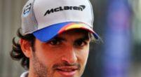 """Afbeelding: Carlos Sainz over safety car: """"Ik werd hoe dan ook zesde"""""""