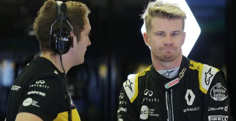 Hulkenberg: Hoe ver Renault kan komen in de top? De tijd zal het leren