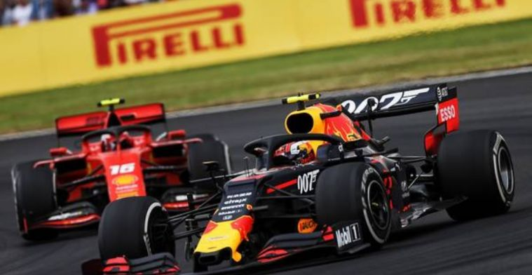 Gasly looking forward to Germany after a strong weekend at Silverstone