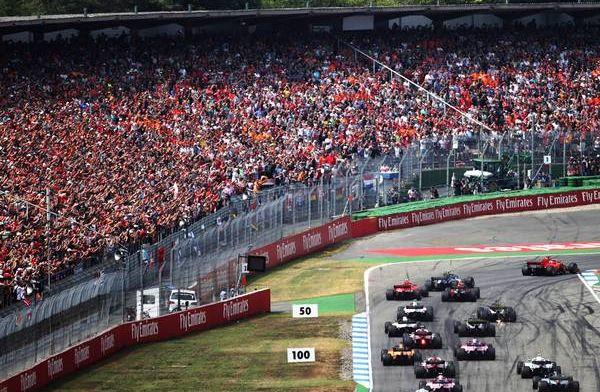Tijdschema: Hoe laat begint de F1 Grand Prix van Duitsland 2019?