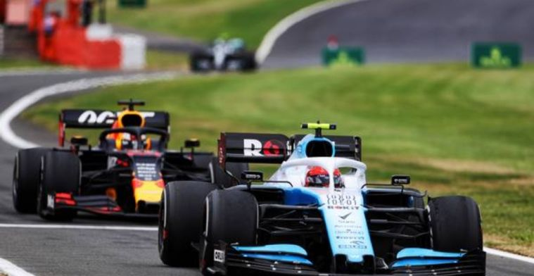 Williams staying loyal to Mercedes