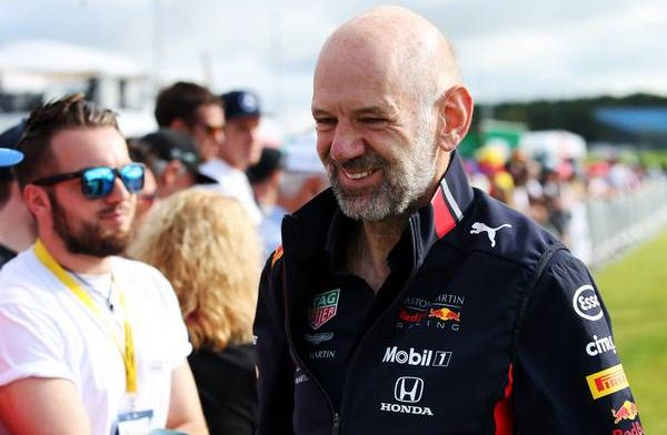 Newey defends aerodynamics: I think the problem is somewhere else