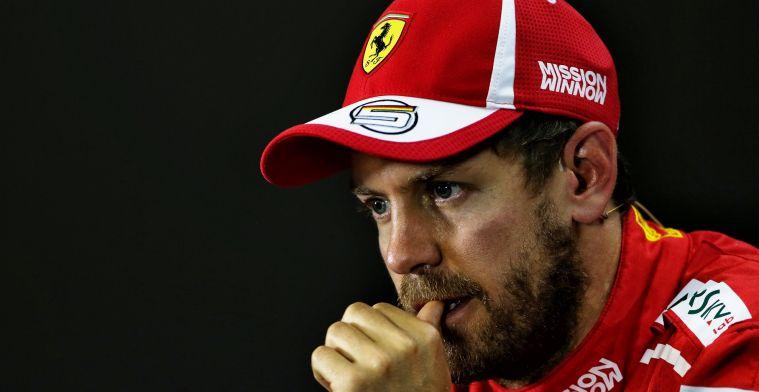 Prost leeft mee met Vettel: Al die commotie helpt hem zeker niet