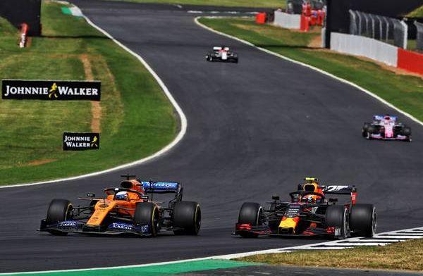 Carlos Sainz weet waarom het racen zo geweldig was op Silverstone
