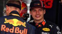 Image: Postman Max! Verstappen and Coulthard deliver parcels in Nice!
