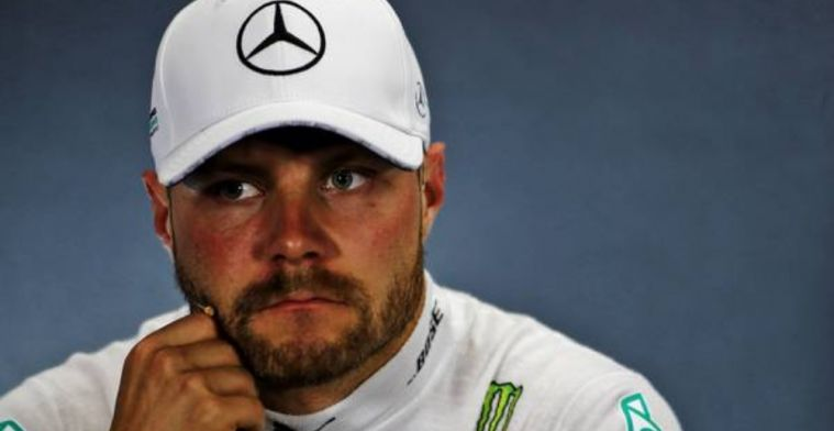 I'm not Nico, you know, I'm Valtteri