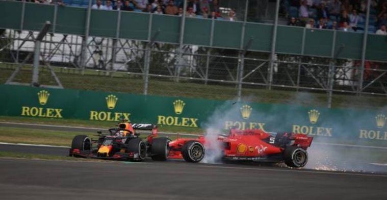 Vettel hasn't forgotten how to drive