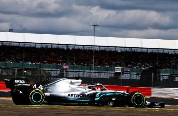 Mercedes bring a chassis upgrade to the German Grand Prix